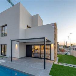 Menorca - Villa\'s vrijstaand in Pueblo Bravo in Ciudad Quesada ...