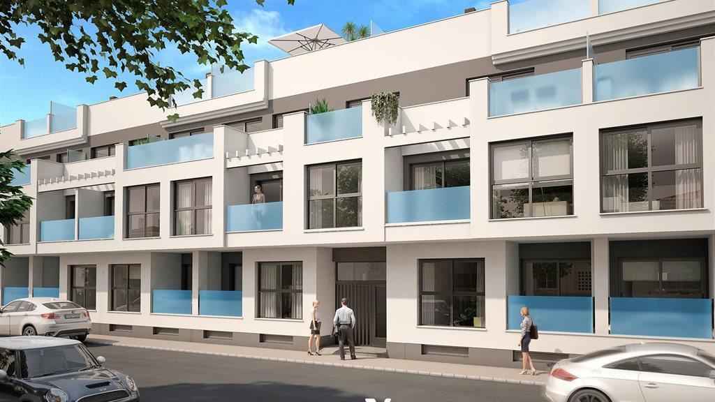 Las Cibeles - Nieuwe appartementen in de badplaats Torrevieja ...